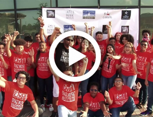 Video: Live, Free Jazz Music at the East Aldine Town Center Amphitheater