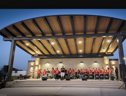 Jazz concerts give Town Center amphitheater a swinging start