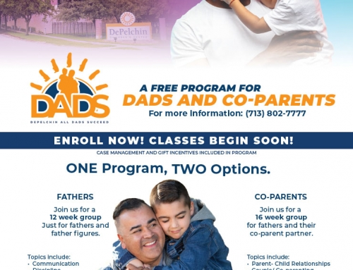 Free Program for Dads and Co-Parents
