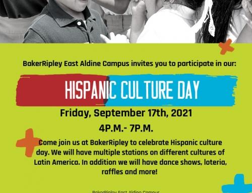 Hispanic Culture Day, Sept. 17