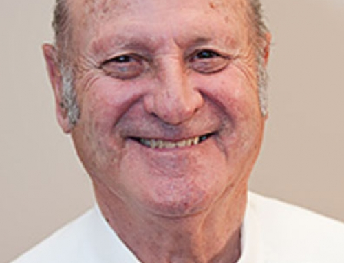 District mourns the death of board leader Gerald Overturff