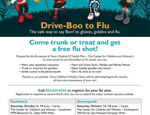 Drive Boo to Flu